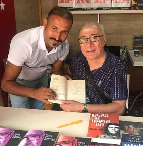 Ilyas Salman Kimdir Kaç Yaşında Aslen Nereli Kısaca Hayatı