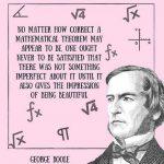 George Boole1