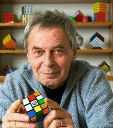 Erno Rubik2